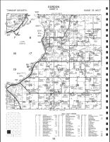 Code 11 - Gordon Township, Stallcop Lake,Faille, Maple, Todd County 1993